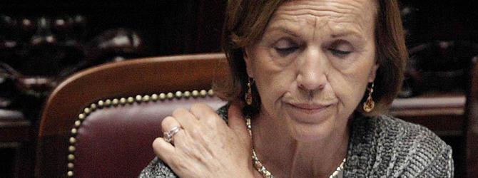 La Fornero (a differenza di Monti) ammette: gli italiani non mi amano