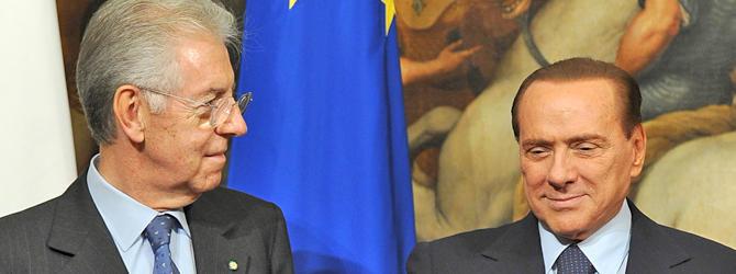 Berlusconi rompe il tabù: «Basta spread…»