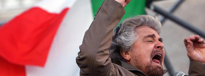 Grillo nel caos: cancella i candidati e monta la protesta