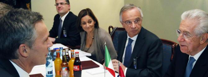 Monti non nega più: è quasi pronto per il salva-Casini