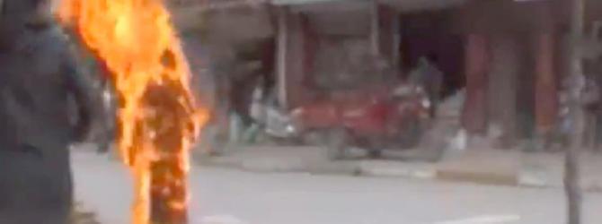 Studentessa di 17anni si dà fuoco in Tibet
