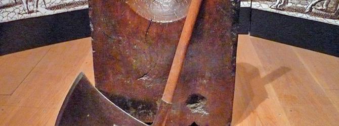 Il computer al posto dell'ascia: nel segno di Mastro Titta