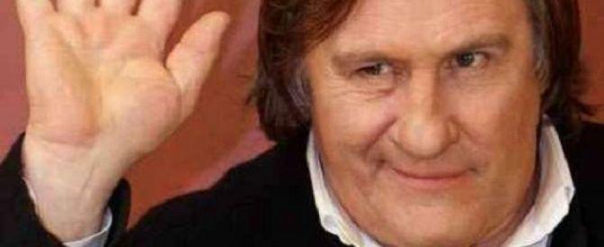Putin concede a Depardieu la cittadinanza russa