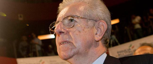 """Monti si è offeso: hanno cancellato la sua """"creatura"""". La rabbia gli fa dare dello """"smidollato"""" a Letta"""
