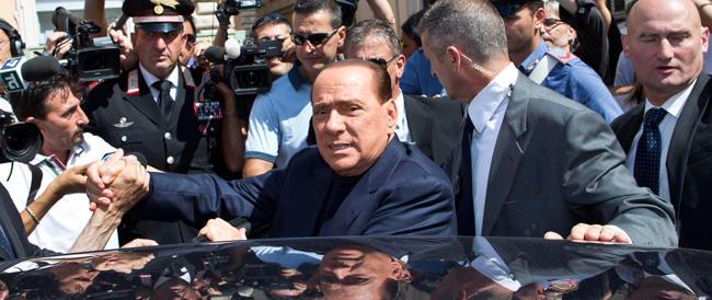 """Solo """"l'aquila"""" Berlusconi ci può salvare da falchi e colombe"""