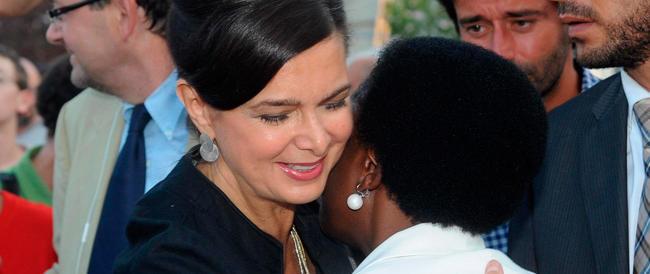 """Boldrini-Vendola-Kyenge: nasce il trio """"clandestino è bello"""" e (soprattutto) di sinistra"""