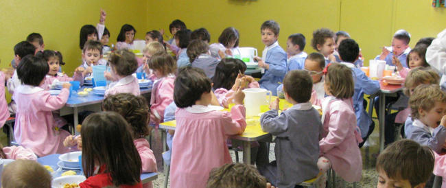 L'allarme della Coldiretti: nelle mense scolastiche alimenti scadenti o dannosi per la salute dei ragazzi