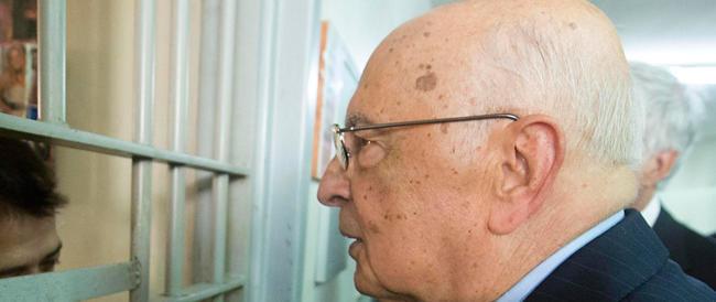 Il Pdl sposa il messaggio di Napolitano sulle carceri: «Partiamo da qui per riformare la giustizia»