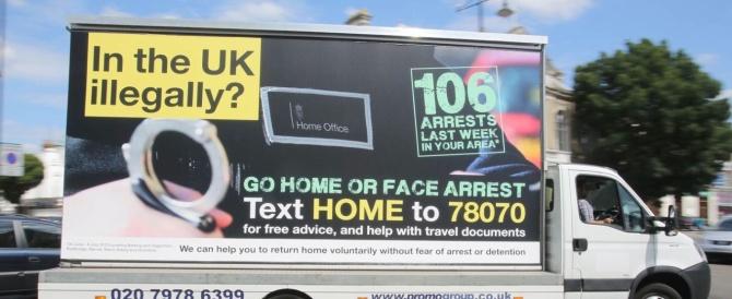 Il metodo Kyenge a Londra non funziona. Il ministro in diretta tv dice a un immigrato di tornare in Iraq