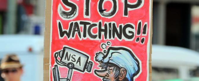 Gli Usa minimizzano ma lo spionaggio globale è grave e non ha nulla a che fare con il terrorismo