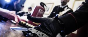 Roma trema: coltelli, spranghe ed estintori sequestrati prima del corteo No Tav, già 14 le persone fermate