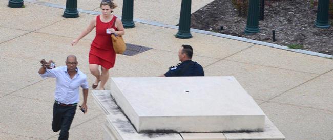 Usa, sparatoria davanti al Congresso, alcuni feriti. Preso il killer