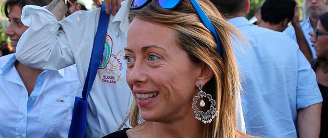 Insulti sul web a Giorgia Meloni. E il diritto all'amore cede il passo al rancore…