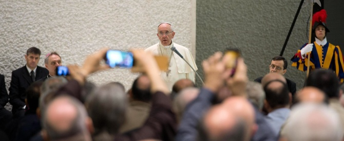 Separati e divorziati nel cuore di Papa Francesco: «A tutti voglio stare vicino»