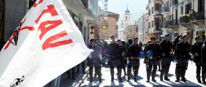 """Domani i no Tav, oggi i Cobas: intercettati antagonisti francesi, """"incappucciati"""" e un furgone con armi"""