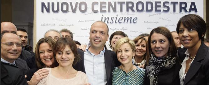 Il Nuovo Centrodestra si presenta. Alfano: «Siamo nati per aiutare Silvio a vincere, altri lo violentano…»