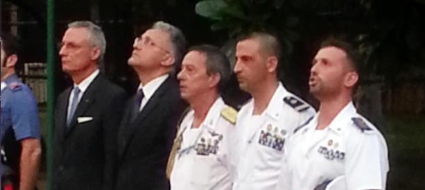 """""""Tutti insieme per i marò"""", presentata la marcia di sabato a Roma: «Portate un tricolore»"""