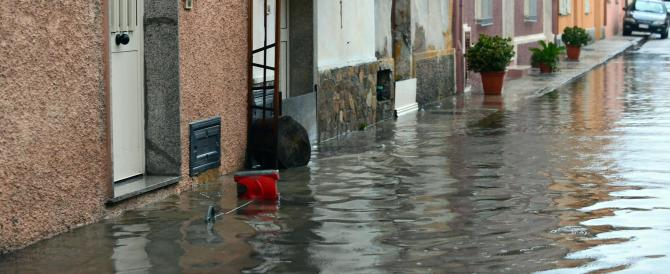 Alluvione in Sardegna, Gabrielli: «Basta polemiche, abbiamo diffuso l'allerta 12 ore prima»