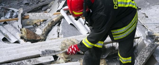 """La """"squadra 1"""" di Palermo vince l'Oscar dei pompieri: salvò gli abitanti di due palazzine crollate"""