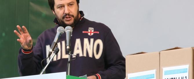 """Lega, per il dopo Maroni c'è il """"delfino"""" Salvini. Cinque i candidati: Bossi in campo, Tosi molla"""