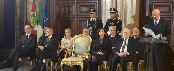 L'agenda di Napolitano e la concretezza del conflitto sociale. Le elezioni sullo sfondo, nonostante tutto