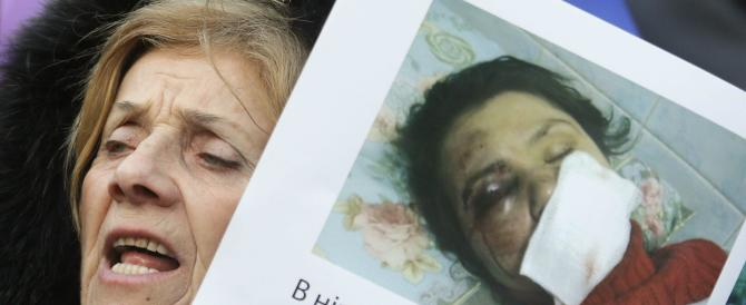 Tre arresti a Kiev per il pestaggio della giornalista pro Ue Tetiana Chornovil