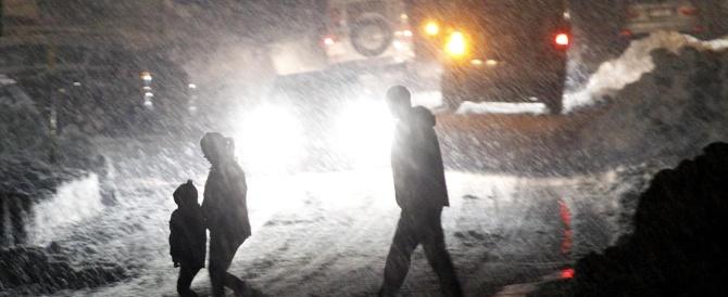 Dopo l'epica fuga di Signorini, torna la luce a Cortina. È salvo il Capodanno dei vip