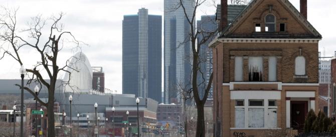 Dal default a città degli scrittori: così Detroit reinventa il suo futuro