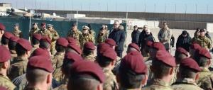 Afghanistan, la missione Nato prosegue. Italia tra le nazioni guida