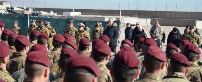 Gli italiani decisivi nell'ultima battaglia contro l'Isis a Mosul