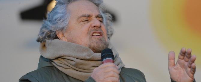 Beppe-Matteo, duello comico: «Le novità di Renzi sono scoreggine». «Se non tratti con me sei un buffone»