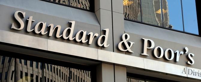 Standard & Poor's conferma il rating BBB- per l'Italia