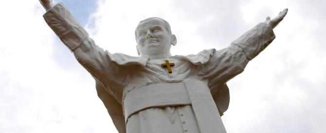 Rubata l'ampolla con il sangue di Papa Wojtyla. Si ripete la storia della profanazione di reliquie sacre…