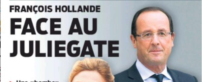 """Un """"budino"""" di nome Hollande sta seppellendo la """"grandeur"""" francese…"""
