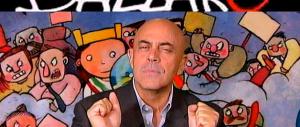 «L'Italia in mano ai giudici, decidono loro anche chi governa». Berlusconi? No, parola di Maurizio Crozza…