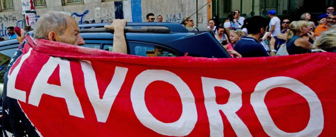 Dalla Cig al licenziamento, oltre 200 mila lavoratori rischiano: nuovo allarme da un dossier della Cisl