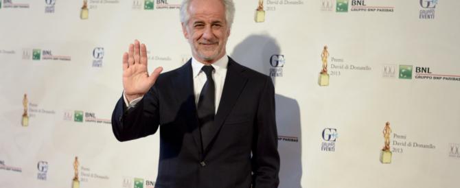 """Servillo ha già vinto l'Oscar per """"La Grande Arroganza"""", celebrato dai media di sinistra…"""