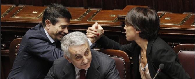 La difesa appassionata di Nunzia De Girolamo (in un'aula semideserta): «Contro di me un complotto»