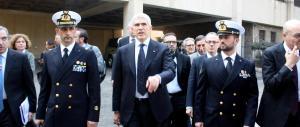 """L'incontro dei marò con i parlamentari italiani: """"Siamo soldati, soffriamo con dignità"""""""