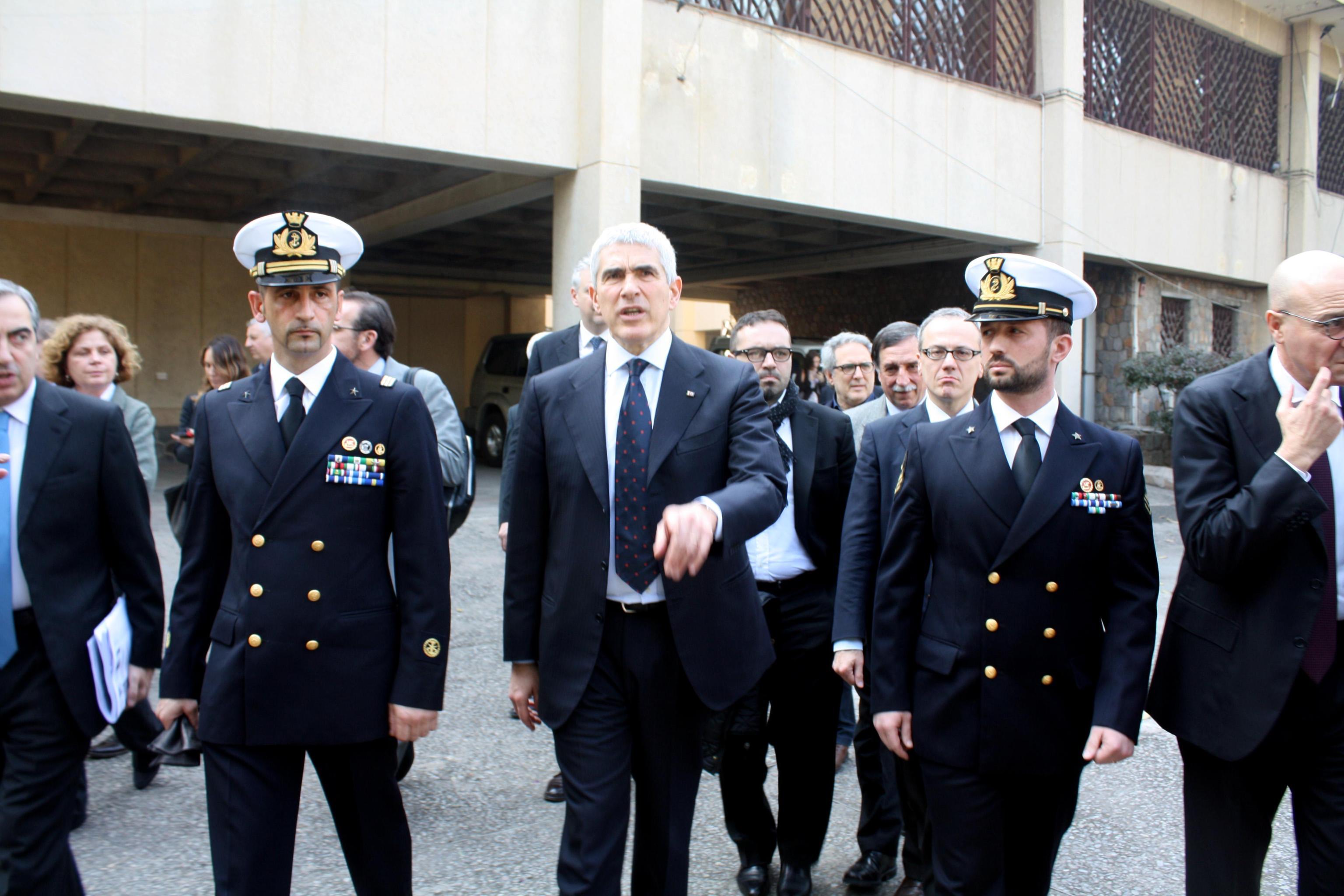 L 39 incontro dei mar con i parlamentari italiani siamo for I parlamentari italiani