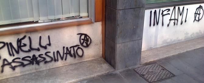 «Pinelli assassinato. Infami»: gli anarchici contro la Rai per la fiction su Calabresi