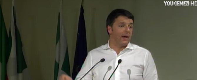 Renzi blinda l'intesa sull'Italicum, ringrazia Berlusconi e attacca Grillo: «Smettila di fuggire sempre»