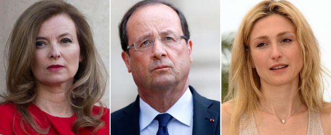Hollande in caduta libera. Ma la storia delle corna e delle alcove pericolose è solo una goccia…