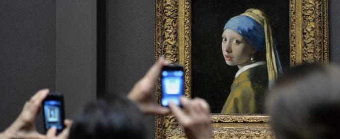 Se la Ragazza con l'orecchino di Vermeer va a braccetto con il Che…