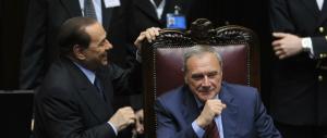 """Casini, la """"provocazione"""" di Grasso e il Senato che non vuol chiudere: ultimi numeri dal circo della politica"""