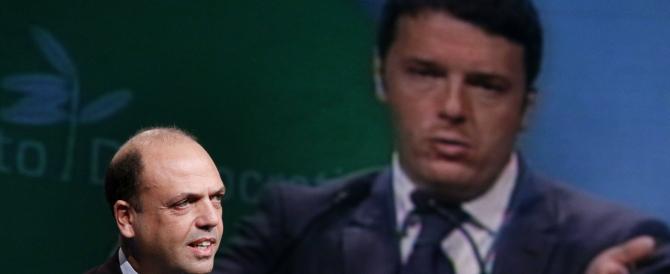 """Governo sull'orlo di una crisi di nervi: Renzi si sfila dal rimpasto, Alfano dice """"no a un governicchio"""""""
