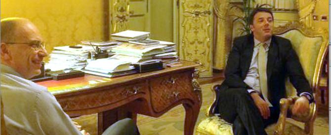 Il suicidio del Pd in diretta tv dalle 15: Renzi pronto a spodestare Letta con la scusa delle riforme