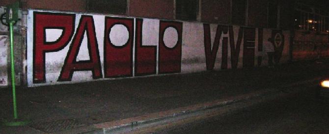 Paolo Di Nella, 31 anni dalla morte e nessun colpevole. Da Marino una corona di fiori, dopo i silenzi su Acca Larenzia