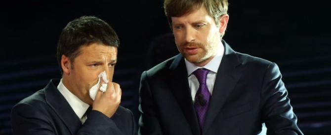"""Renzi è già in ostaggio dei dissidenti di Civati e rischia di """"ballare"""" come Prodi con Turigliatto"""