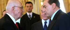 """Sul""""golpe"""" estivo contro Berlusconi del 2011, FI strizza l'occhio a Grillo per l'impeachment a Napolitano"""